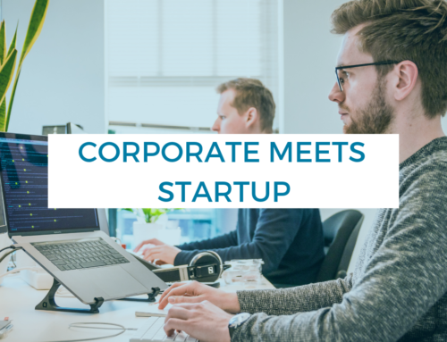 Corporate meets Startup