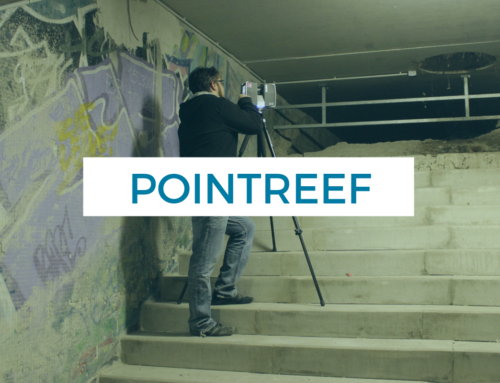 pointreef – Digitale Zwillinge in 3D