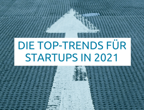 Die Top-Trends für Startups in 2021